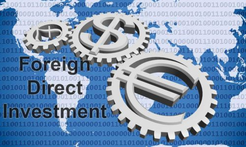 Fireign Direct Investment in India by Manish Marwah