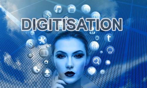 Digitisation and economy of India