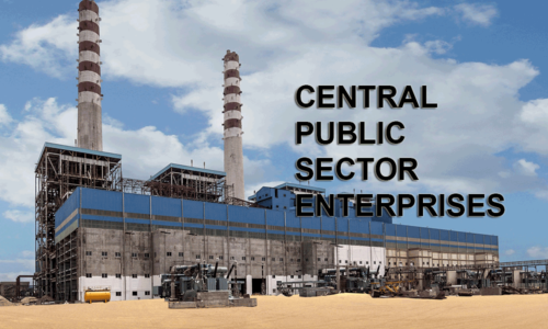 Central Public Sector Enterprises Disinvestment by Manish Marwah